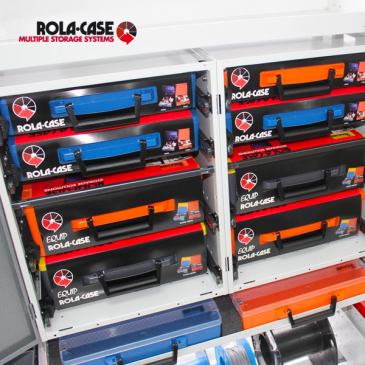 Rolacase and Rolashelf