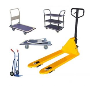 Trolleys and Pallet Jacks